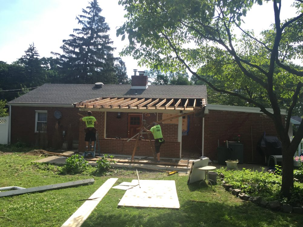Home Addition Contractor In Broomall Pa Porter Family