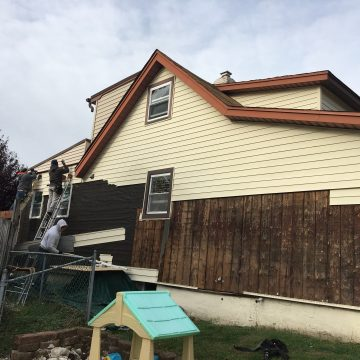 exterior renovation bucks county
