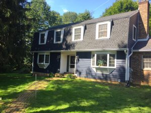 Exterior Renovation in Delaware County