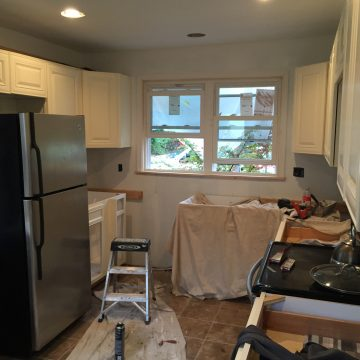 kitchen remodel in glen mills