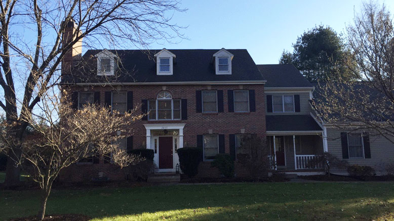 New Shingles and Siding in Doylestown