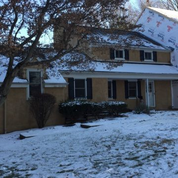 Newtown Square Roofing Siding 1