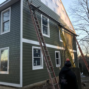 Newtown Square Roofing Siding 11