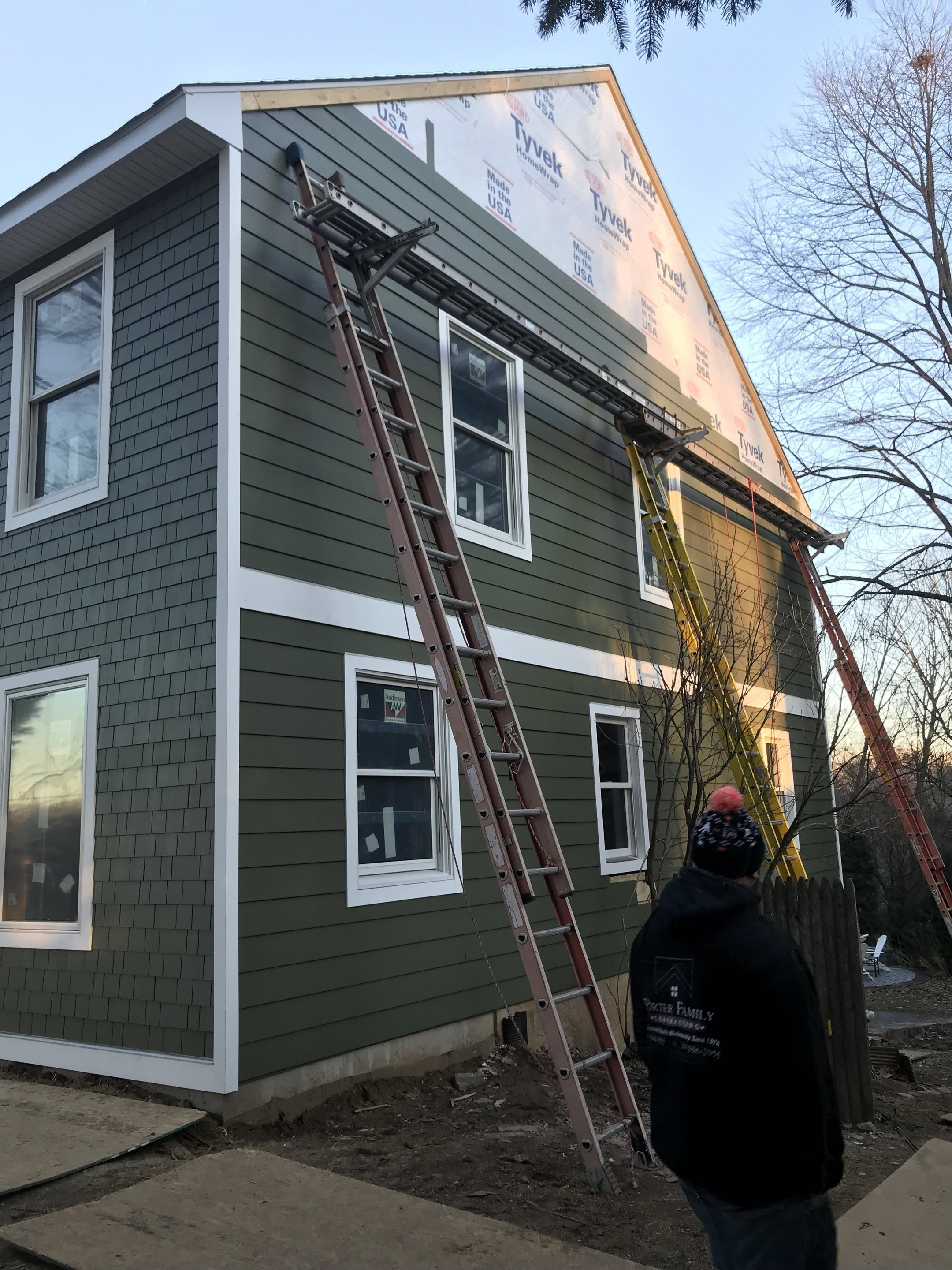 New Roofing Amp Siding In Newtown Square Pa Porter Family