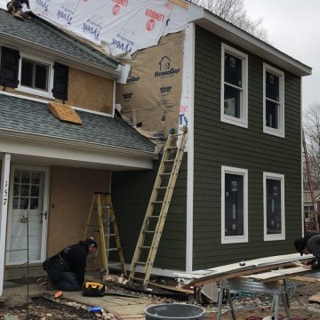 Newtown Square Roofing Siding 14