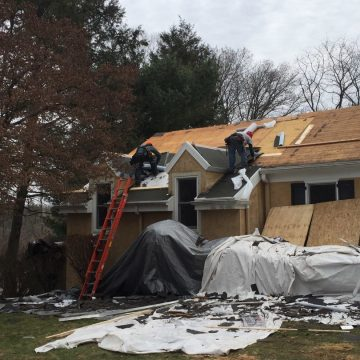 Newtown Square Roofing Siding 5