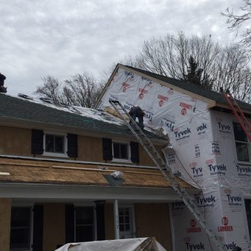 Newtown Square Roofing Siding 6