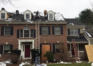 roofing process step 3