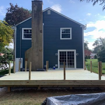 installing a new deck in springfield