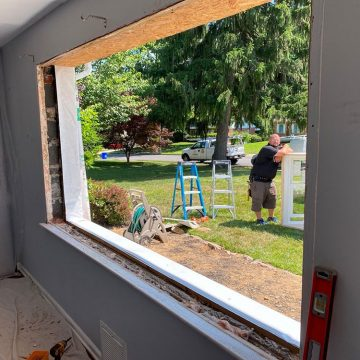 It's time for new windows!